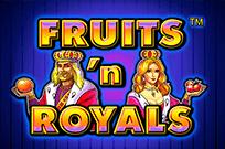 Фрукты И Короли в казино Вулкан