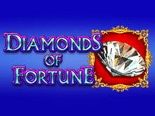 Игровой автомат на деньги Бриллианты Удачи в казино Вулкан