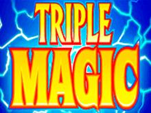 Игровые автоматы на деньги Тройная Магия