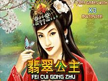 Игровой онлайн-автомат Fei Cui Gong Zhu с бонусами