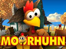 Игровой автомат Moorhuhn с бонусом за регистрацию