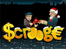 Игровой онлайн-автомат Scrooge с бонусом за регистрацию