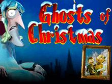Азартный автомат Рождественские Призраки от мобильного казино